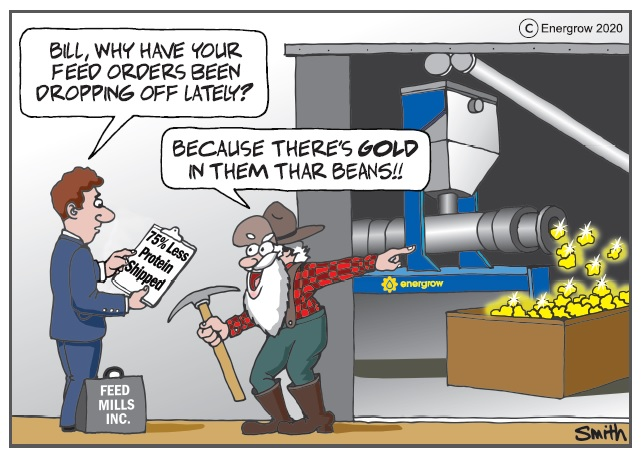 Energrow Cartoon Gold Copyright200423